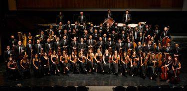 Orquestra Sinfônica Nacional da UFF - 60 anos