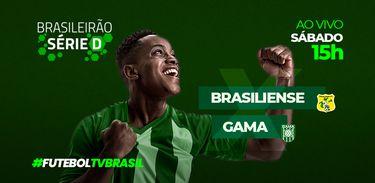 Brasiliense x Gama