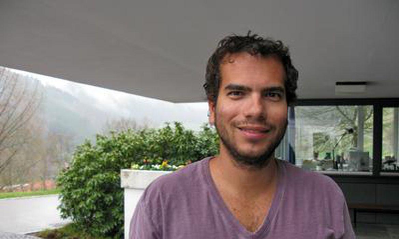 Artur Avila, vencedor do