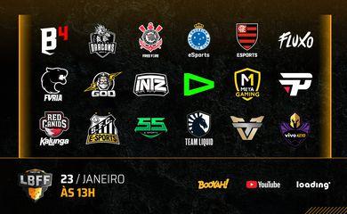 Liga Brasileira de Free Fire - LBFF