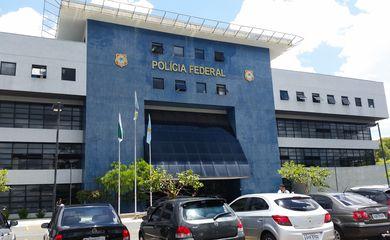 Sede da Polícia Federal em Curitiba (André Richter - Enviado Especial da Agência Brasil/EBC)