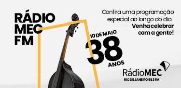 Rádio MEC FM 38 anos
