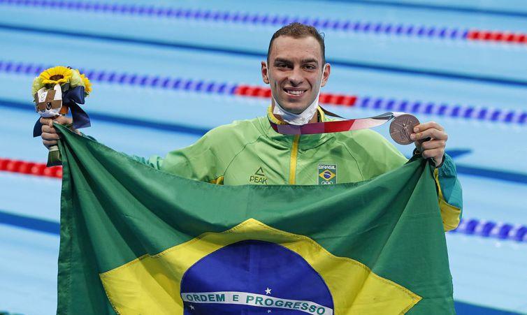 Fernando Scheffer, Bronze em Tóquo
