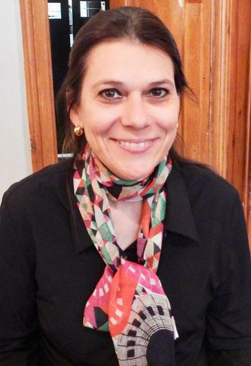 A historiadora Karen Macknow Lisboa, autora do livro A Nova Atlântida de Spix e Martius