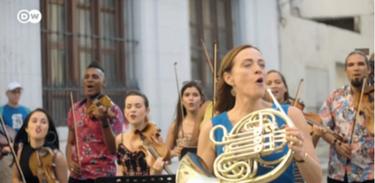 Camarote 21 traz uma edição especial sobre o projeto Mozart e Mambo