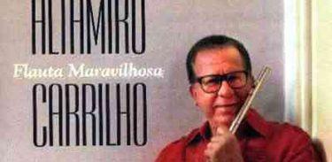 Flautista Altamiro Carrilho