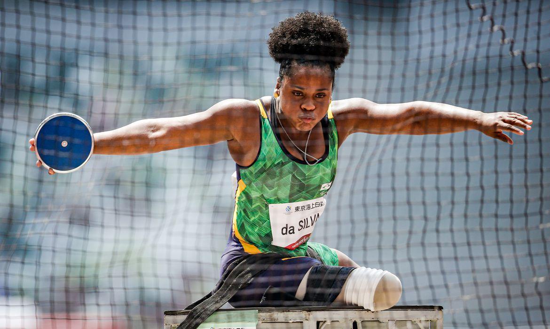 Julyana Cristina da Silva, Arremesso de Disco, Atletismo, tóquio 2020, paralimpíada
