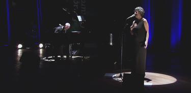 Ná Ozzetti e José Miguel Wisnik fazem show no Espaço Cultural BNDES