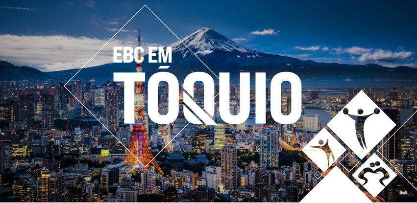 Tóquio 2020: Acompanhe a cobertura dos veículos da EBC