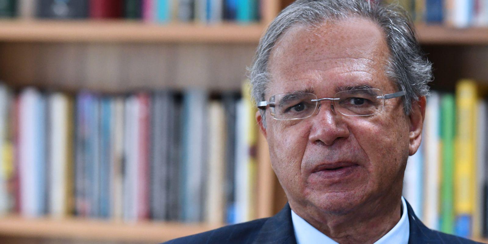 30/06/2021- Ministro da Economia, Paulo Guedes