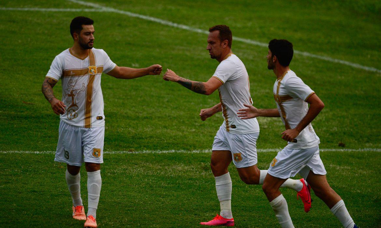 Brasiliense e Palmas se enfrentam no estádio Boca do Jacaré, pela quinta rodada da Série D do Campeonato Brasileiro.