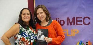 Luiza Destri e Laura Folgueira