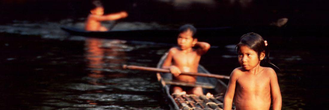 Índios Tukano, da região do Alto Rio Negro