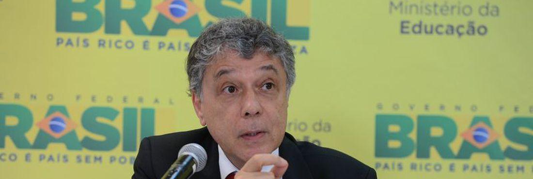 O presidente do Instituto Nacional de Pesquisas Educacionais Anísio Teixeira (Inep), José Francisco Soares