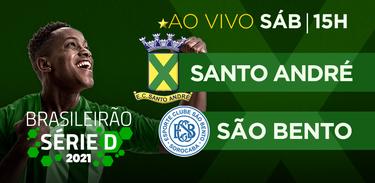 Santo André x São Bento